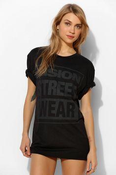 Vision Street Wear Tonal Logo Tee #UrbanOutfitters