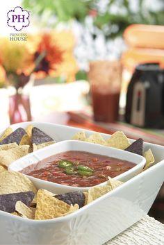 Receta para una deliciosa salsa al estilo restaurante, hecha con nuestro Procesador multiusos™ Vida Sana