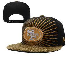 NFL San Francisco 49ers Hats--YD