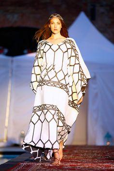 One Wild Night I Holy Ghost Fashion Show by www.StyleByCharlotte.com #MBFW #MBFWB #FashionWeek