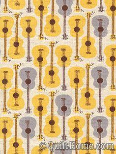 Far Far Away III JG55210-11D Linen Fabric by Heather Ross