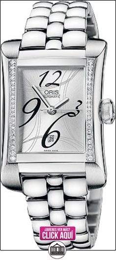 Oris 561-7621-4961MB 56176214961MB - Reloj  ✿ Relojes para mujer - (Lujo) ✿ ▬► Ver oferta: https://comprar.io/goto/B001KJZL36