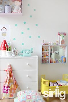 mommo design blog: Polka Dot Love