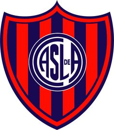 San Lorenzo of Argentina crest. Football Team Logos, World Football, Soccer World, Air Canada Centre, Badges, Sporting, Crests, Juventus Logo, Chicago Cubs Logo
