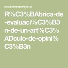 R%C3%BAbrica-de-evaluaci%C3%B3n-de-un-art%C3%ADculo-de-opini%C3%B3n