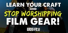 You may be wondering why this article is called Learn Your Craft & Stop Worshipping Film Gear and the reason behind it is that I feel today's...