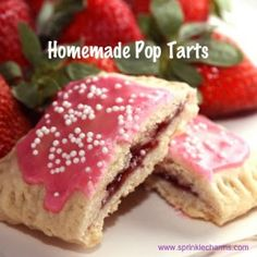 Homemade Pop Tarts | Recipe Devil