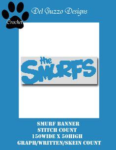Smurf+Banner+150x50+sts