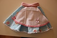 Handmade by Alpenkatzen Mantel, Apron, Handmade, Fashion, Sewing Clothes, Shell Tops, Dressing Up, Trousers, Jackets