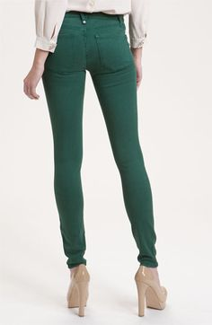 MARC BY MARC JACOBS 'Stick' Skinny Jeans (Cadmium Wash) available at Nordstrom