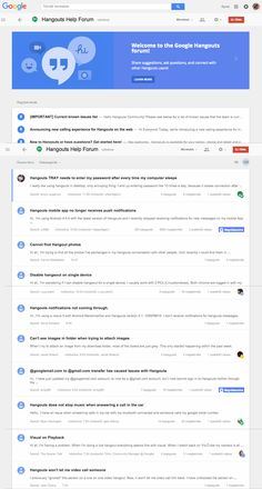 https://productforums.google.com/forum/#!forum/hangouts