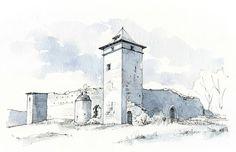 Château de Pervinquière, Saint-Igne, Tarn-et-Garonne, France | par Linda Vanysacker - Van den Mooter