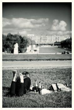 Verailles Picnic.jpg by Chapman Burnett, via Flickr