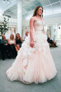 Billedresultat for say yes to the dress blush dress
