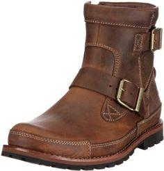 Timberland Earthkeepers - Botas con hebillas decorativas y cremallera para hombre, color marrón, talla 44: Amazon.es: Zapatos y complementos