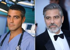 How 15 of the world's greatest male actors have changed over time