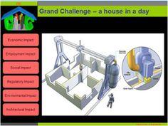 Proyecto de impresora 3D de casas