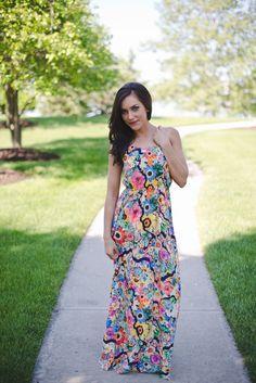 Dottie Couture Boutique - Floral Maxi , $56.00 (http://www.dottiecouture.com/floral-maxi/)