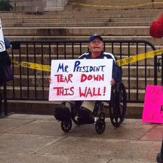 Great pic of Vet March today