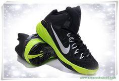 Nike Hyperdunk 2014 Preto /Verde 653483-202 Masculino venda de tenis on line