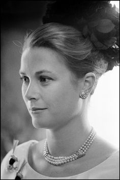 Royal Watcher:  Princess Grace of Monaco, 1966.