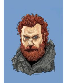 Game of Thrones Portraits - Created by PJ McQuade