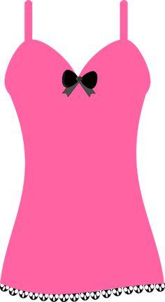 instant download valentines lingerie clipart or bachelorette clip rh pinterest com Wedding Shower Clip Art Feather Boa Clip Art