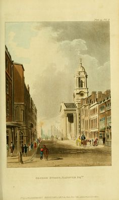 St. George's of Hanover Square - 1812