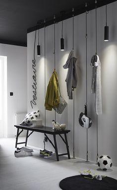 30 Best Wall Hook Images Wall Hooks Wall Rack Design