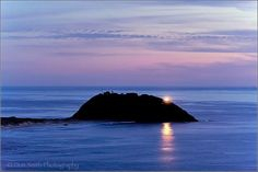 Don Smith Photography   -    Winter's Evening, Pt. Sur Lightstation, Big Sur Coast, California