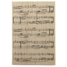 Recollections Wood Stamp, Sheet Music