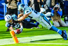 Carolina Panthers vs Tennessee Titans 2015 by MickeyBernal
