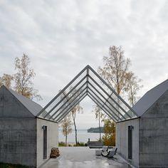 Lagnö Summer house, Sweden Tham & Videgård Arkitekter