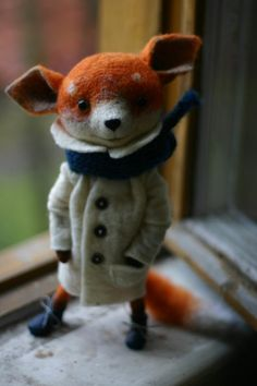 The cutest felt kids toys ever by Katerina Kozubenko - 19