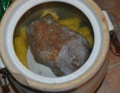 DSC_0315 Pickled Corn, Beans And Cornbread, Brine Recipe, Tart Taste, Ears Of Corn, Just Eat It, Fried Potatoes