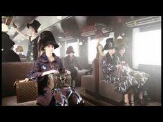 Making Of the Louis Vuitton Fall/Winter 2012-2013 Fashion Campaign  www.AustralianPerfumeJunkies.com