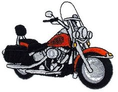 Motorcycle E - 4x4 | Transportation-other | Machine Embroidery Designs | SWAKembroidery.com Starbird Stock Designs