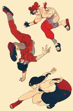 Tenten, Rock Lee, and Neji Anime Naruto, Naruto Comic, Naruto Uzumaki, Neji E Tenten, Naruto Art, Naruto And Sasuke, Gaara, Itachi, Manga Anime