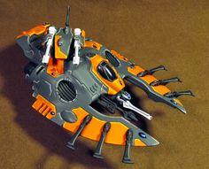 orange eldar - Google Search