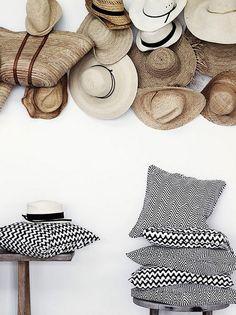black & white stripes by the style files, via Flickr