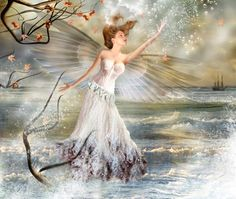January 29,  An Angel Says ...  The task ahead of you is never as great as the Power behind you.  ~/~