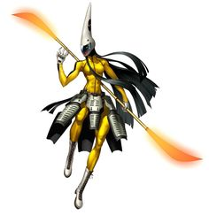 View an image titled 'Tomoe Gozen Persona Art' in our Shin Megami Tensei: Persona 4 art gallery featuring official character designs, concept art, and promo pictures. Persona 5, Persona 4 Manga, Game Character Design, Character Art, Personas Design, Female Samurai, Naruto, Shin Megami Tensei, Tomoe
