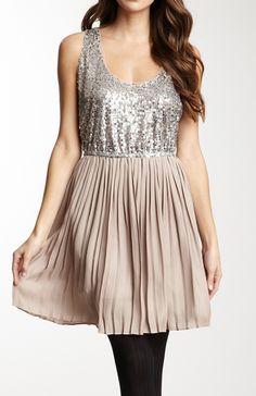 Sparkle dress / bb dakota
