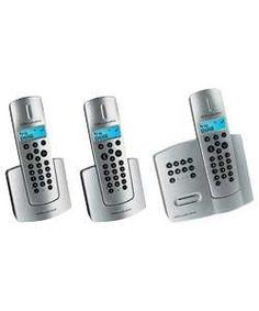 WHARFEDALE ENGAGE DECT DIGITAL CORDLESS TELEPHONE WITH: Amazon.co.uk: Electronics