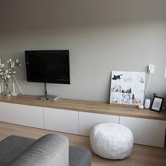 Ikea 'Besta' hack @eminke