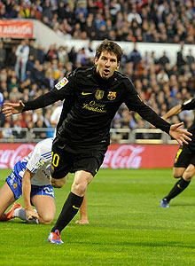 Messi first since Mueller to net 60 goals - World Soccer - Yahoo! Sports