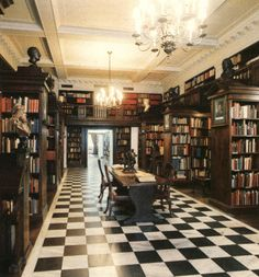 The Grolier Club Library, NY, NY, USA