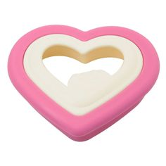 Cute Heart Shaped Sandwich Cutter Bread Mold Mould Toast Maker Cake Cookie DIY #Unbranded