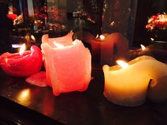 Curl Candles