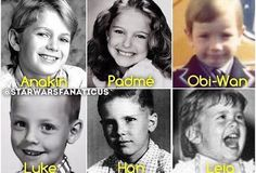 Awe omg Harrison Mark and Carrie are so little Harrison tho awe still has that face